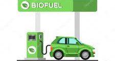 Bio-fuel filling station